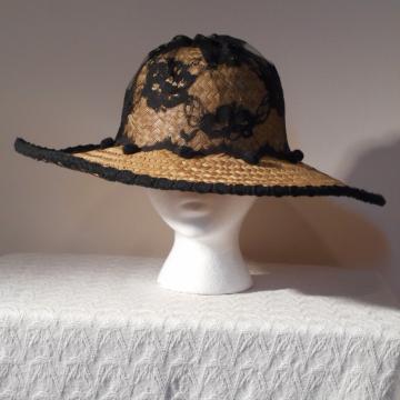 Goth Sun Hat