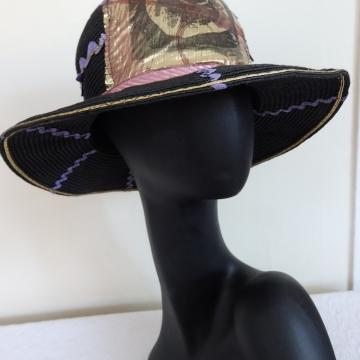 Hat Print Hat