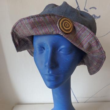 Flower Petal Bucket Hat